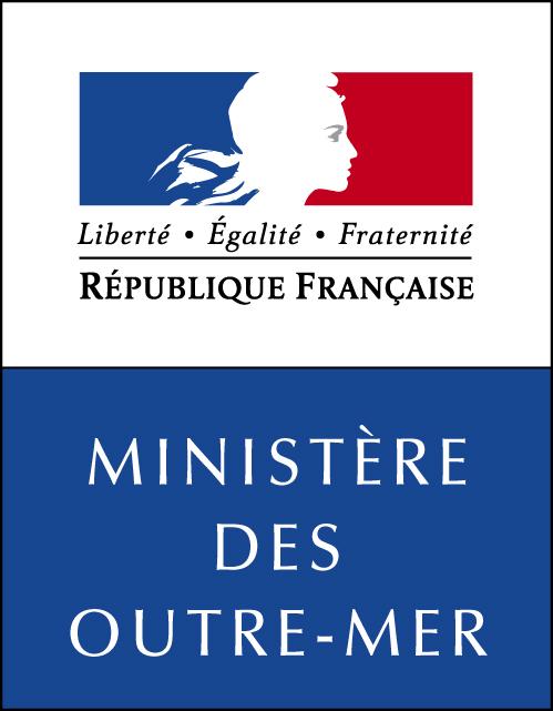 Logo ministere outre-mer