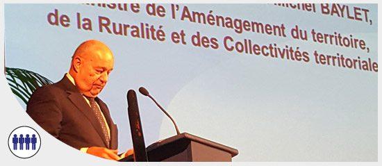 Intervention de Jean-Michel Baylet, Ministre de l'aménagement du territoire, de la ruralité et des collectivités territoriales