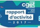 Le Commissariat général à l'égalité des territoires publie son rapport d'activités 2017