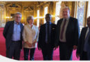 L'ANEL accueille le nouveau président mahorais de l'association INTERCO' Outre-mer au Sénat – 31 mai 2018