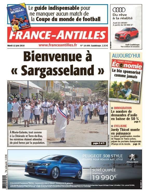 sargasses land
