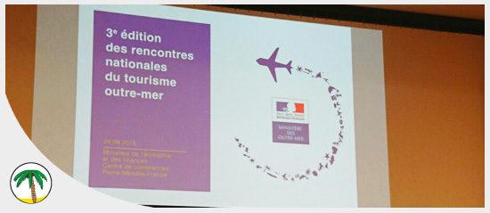 3èmes Rencontres nationales du tourisme Outre-mer – 24 septembre 2018