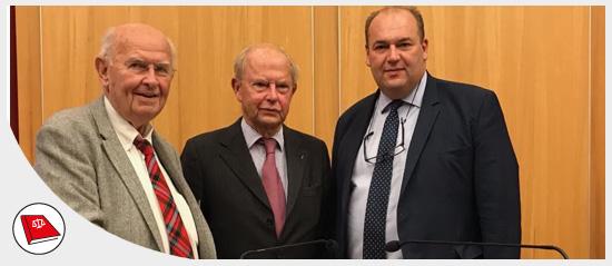 présidents d'honneur Bonnot et Rufenacht - JNE 2018