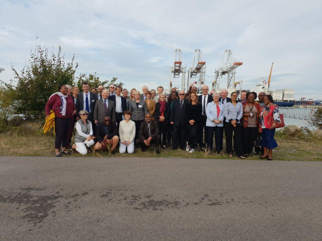 visite du port du Havre - JNE 2018