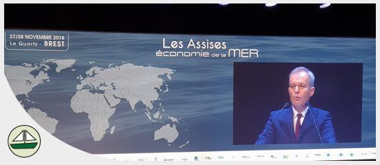 Les Assises de l'économie de la mer – 27 et 28 novembre 2018