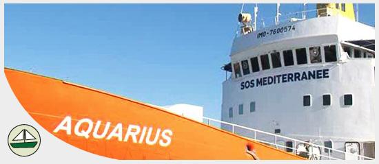 SOS Méditerranée Aquarius