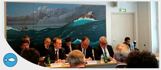 réunion comité national des pêches 20 juin 2019