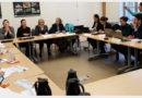 Réunion de collectivités signataires de la Charte Sans Déchet Plastique sur les Plages