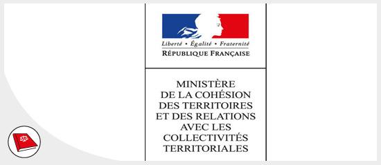 logo ministere de la cohesion des territoires