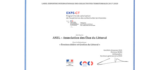 diplome expertise internationale