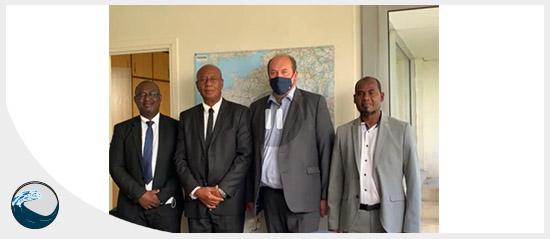 JFR et élus de Mayotte - Journée mondiale de l'Océan