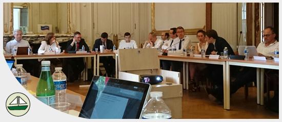 réunion conseil supérieur de la marine marchande juillet 2018