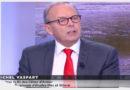 Intervention de Michel VASPART à Public Sénat sur les enjeux autour de l'érosion du littoral