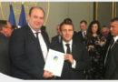 Le Président de l'ANEL remet au Président de la République la contribution de l'ANEL au Grand Débat National