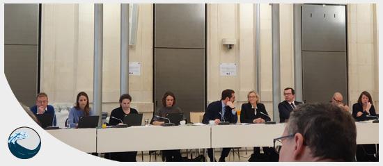 comité national de gestion intégrée du trait de cote 17 avril 2019