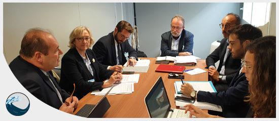 Audition du président de l'ANEL sur l'adaptation des territoires littoraux face à l'évolution du trait de côte