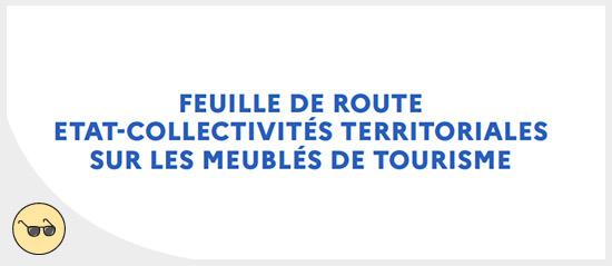 feuille de route meublés de tourisme