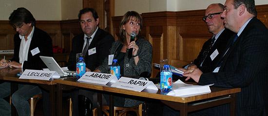 nomination Anne-Sophie LECLERE