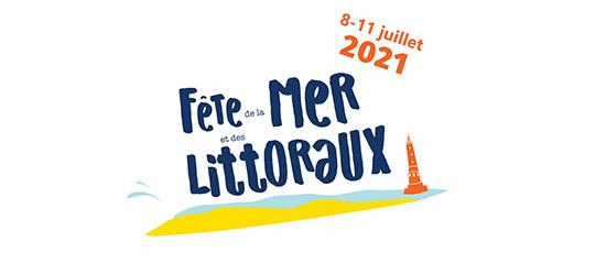 logo fete de la mer et des littoraux 2021